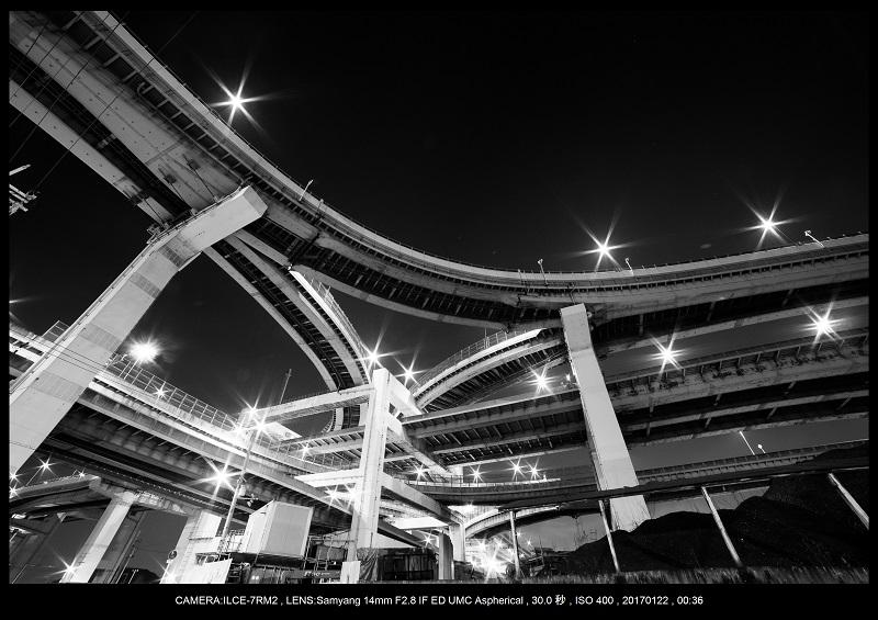 大阪北港ジャンクション夜景2.jpg