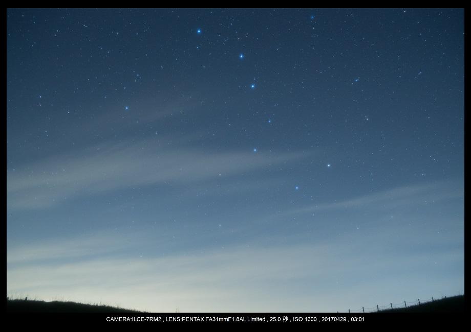 奈良の曽爾高原で天の川な星景を赤道儀ポラリエで10.jpg
