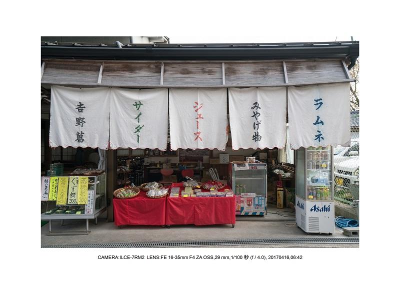奈良の絶景風景・吉野山の桜見頃満開(下千本・中千本・上千本)旅行記画像23.jpg