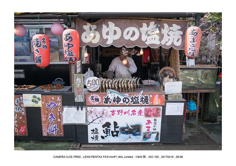 奈良の絶景風景・吉野山の桜見頃満開(下千本・中千本・上千本)旅行記画像70.jpg