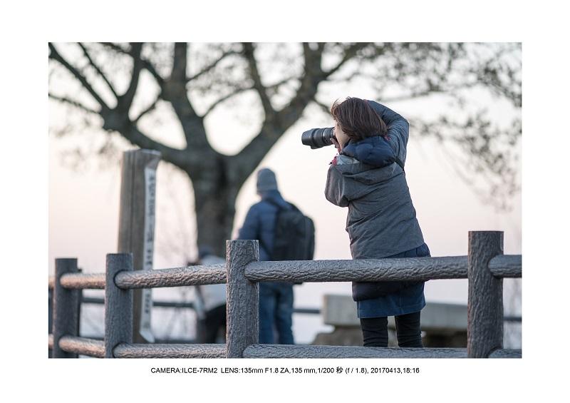 奈良絶景・若草山で鹿のシルエットと夕日夕陽20.jpg