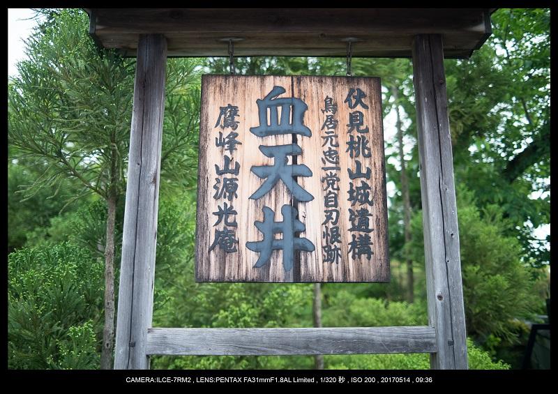 絶景京都・旅行記画像・春の新緑源光庵の丸窓5月1.jpg