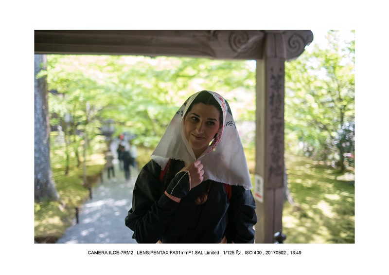 絶景京都・春の新緑青もみじの京都大原三千院画像5月14.jpg