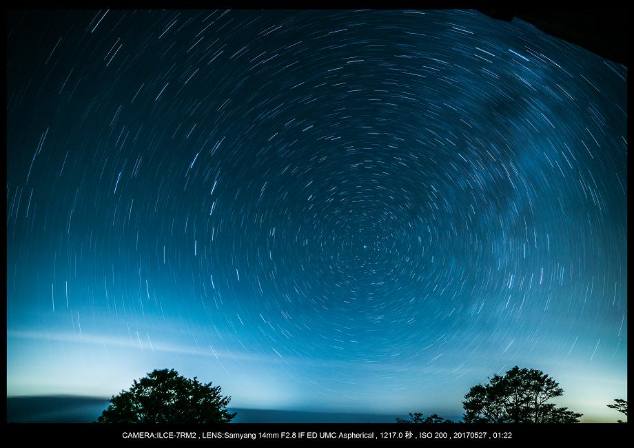 関西の星景スポット大台ケ原で星の風景撮影で天の川0.png