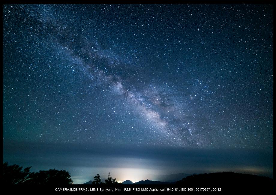 関西の星景スポット大台ケ原で星の風景撮影で天の川1-2.png