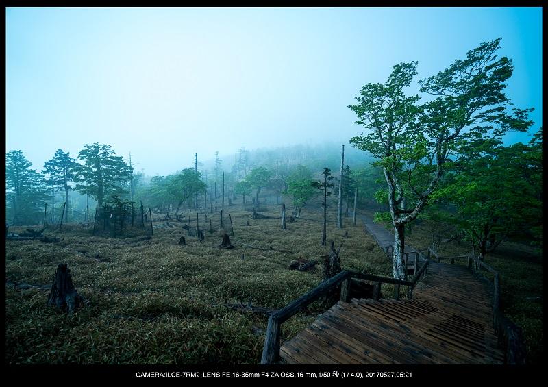 関西の星景スポット大台ケ原で星の風景撮影で天の川29.jpg