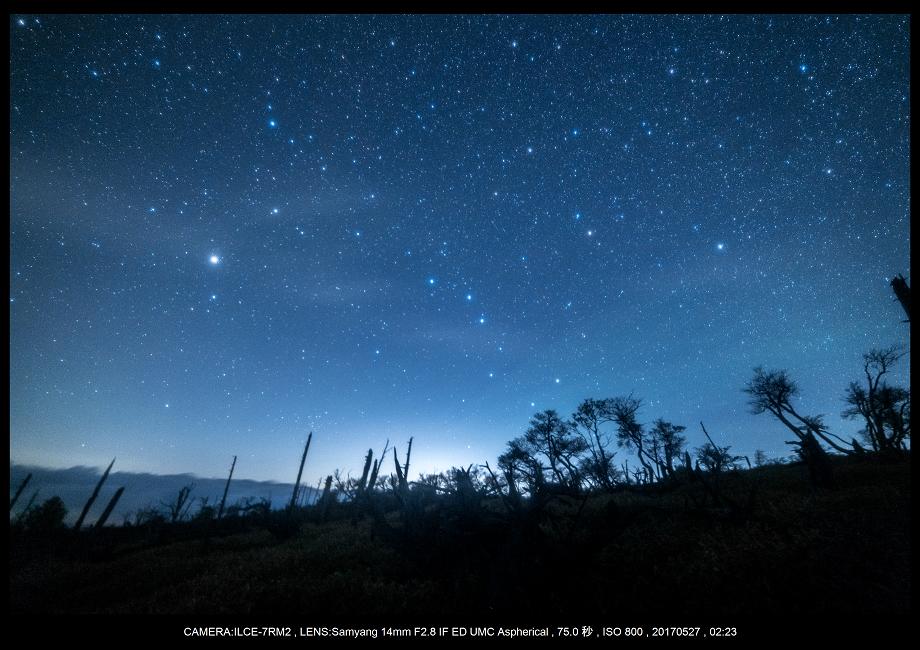 関西の星景スポット大台ケ原で星の風景撮影で天の川6-1.png