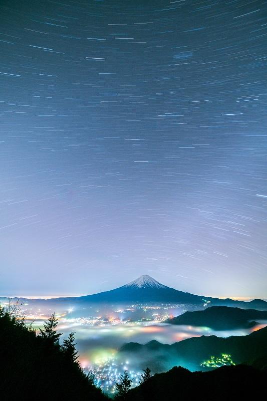 山梨の絶景・ Mt.FUJI。富士山は日本の誇り・星空・夜景40-1.jpg
