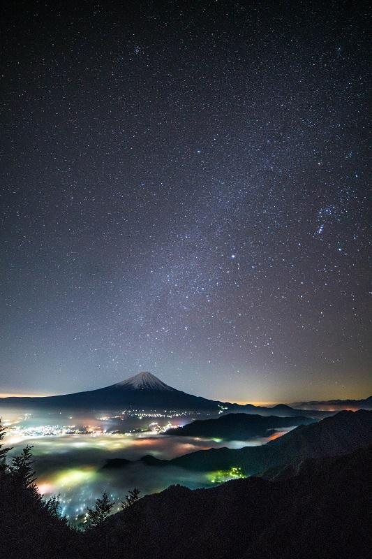 山梨の絶景・ Mt.FUJI。富士山は日本の誇り・星空・夜景40.jpg