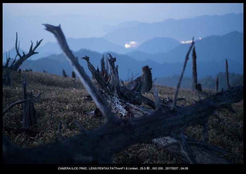 関西の星景スポット大台ケ原で星の風景撮影で天の川13.jpg