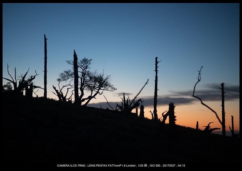 関西の星景スポット大台ケ原で星の風景撮影で天の川15.jpg