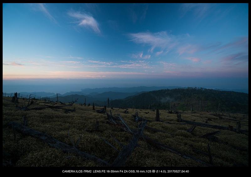関西の星景スポット大台ケ原で星の風景撮影で天の川17.jpg