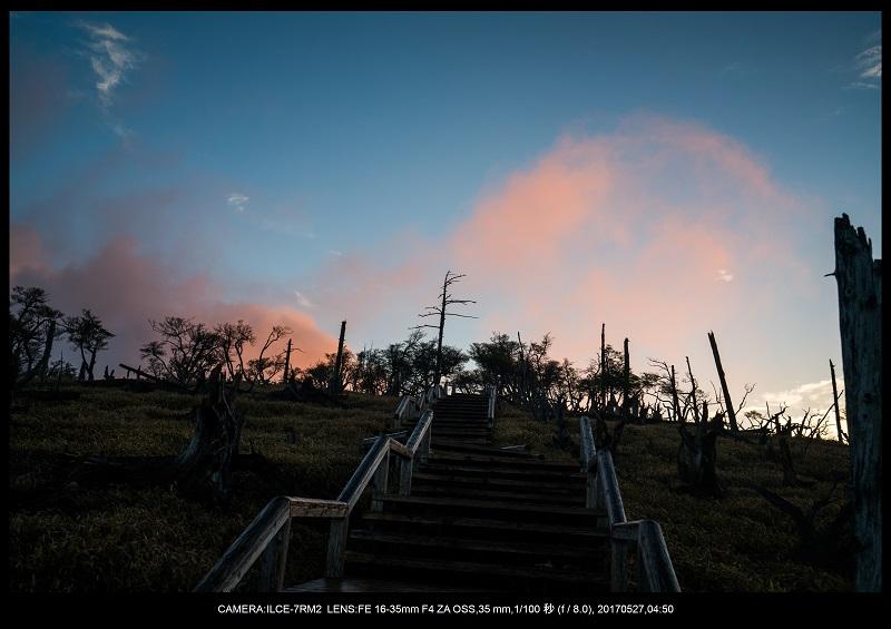 関西の星景スポット大台ケ原で星の風景撮影で天の川20.jpg